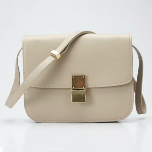 Celine-Bag-Celine-Clasp-Classic-Box-Medium-Bag-Beige
