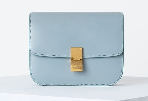 Celine-Classic-handbag-in-Box-Sky