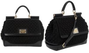 DOLCE & GABBANA - 'miss sicily' bag